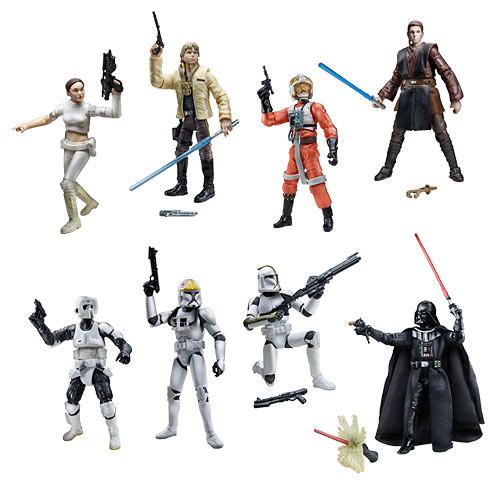 Star Wars Black Series 3 3/4-Inch Actionfigurer