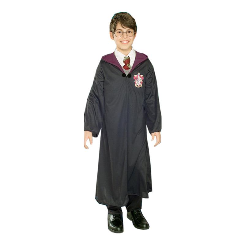 Maskeradkläder Barn - Harry Potter Barn Maskeraddräkt