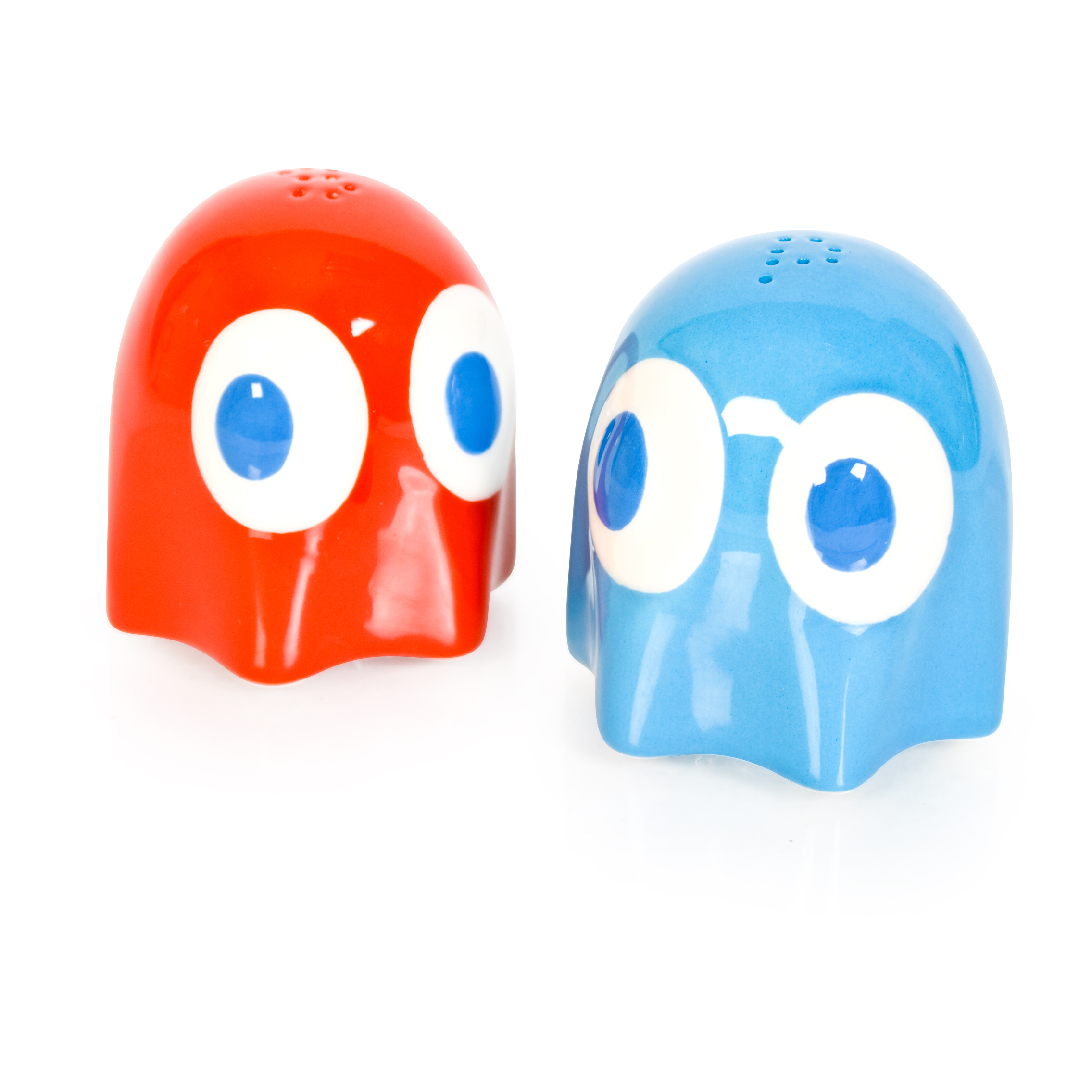 Pac-Man Ghost Salt- & Pepparkar