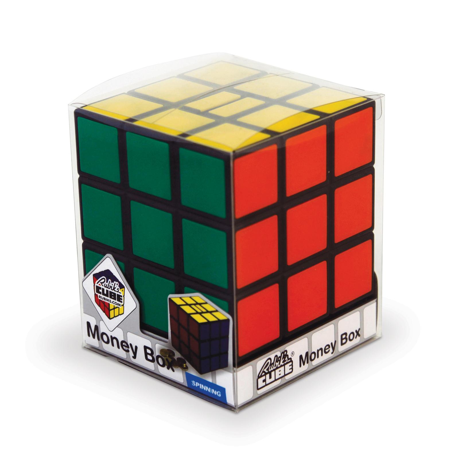 Rubiks Kub Sparbössa