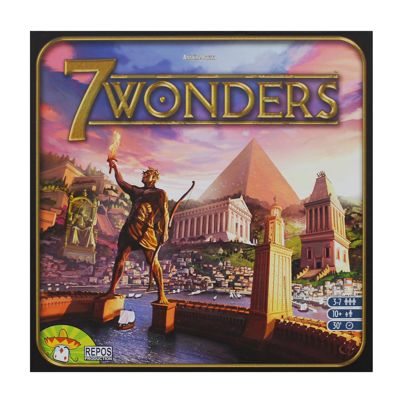 7 Wonders Sällskapsspel