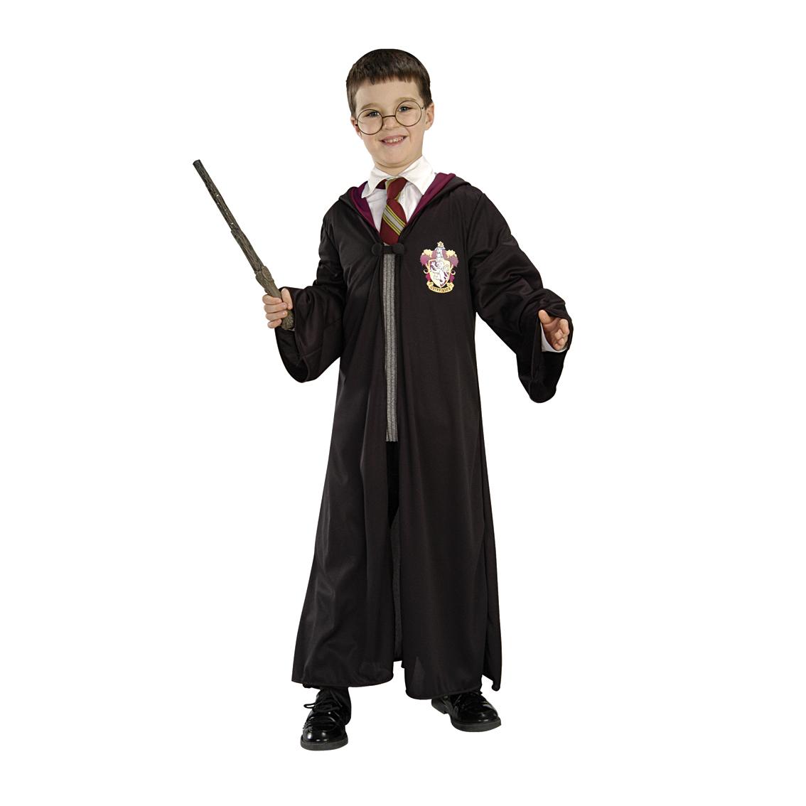 Maskeradkläder Barn - Harry Potter Maskeraddräkt Barnstorlek