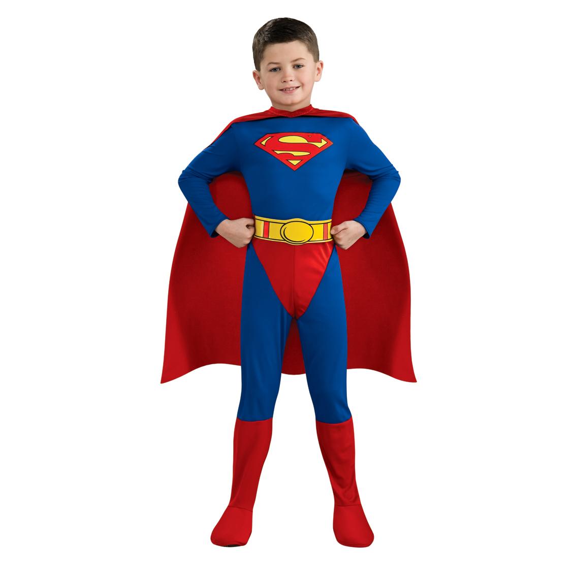Maskeradkläder Barn - Superman Maskeraddräkt Barn
