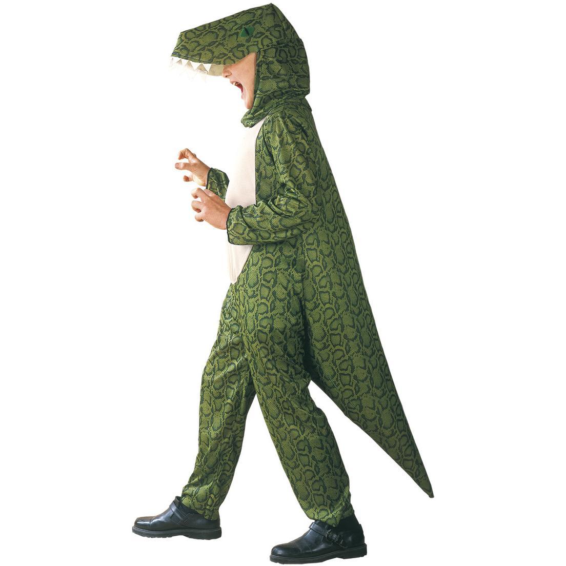 Maskeradkläder Barn - Dinosaurie Maskeraddräkt Barn