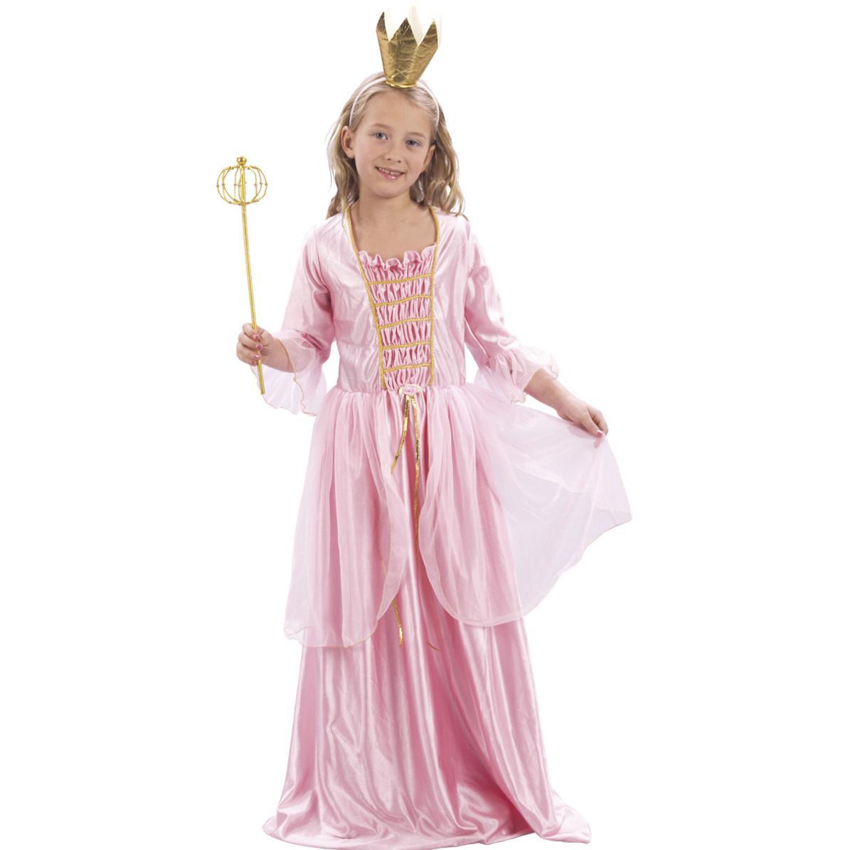 Maskeradkläder Barn - Prinsessa Maskeraddräkt Barn