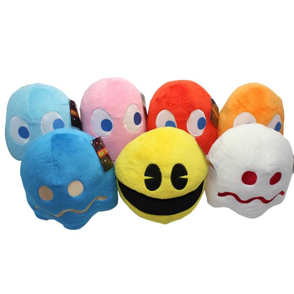 Pac-Man Mjukisdjur
