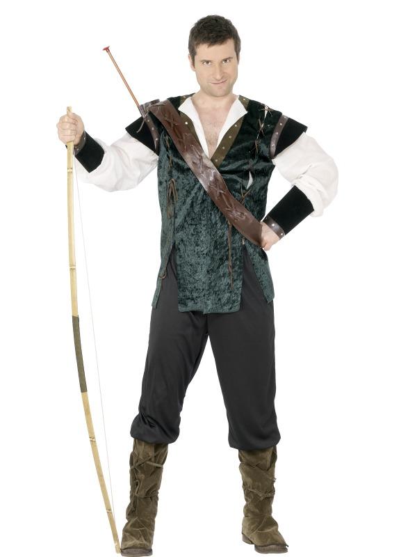 Robin Hood-dräkt