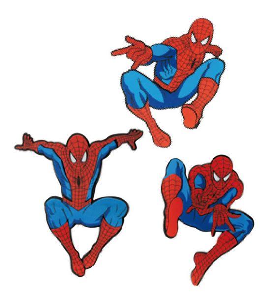 Spindelmannen Väggdekor 14-Pack