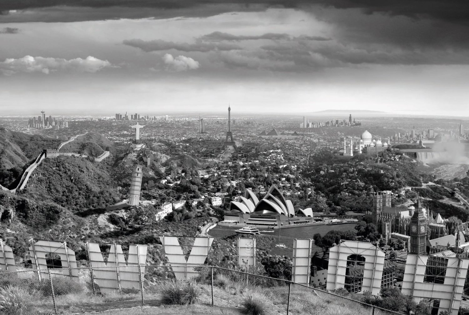 Thomas Barbey Poster One Too Many Drinks