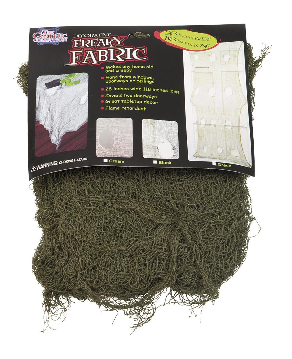 Freaky Fabric Grönt