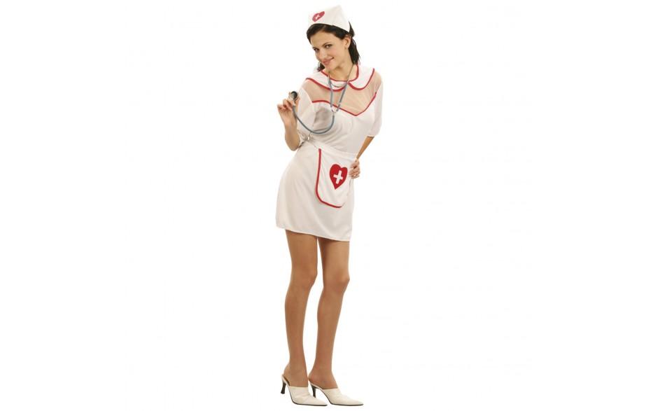 sjuksköterska dräkt porr 6-6-6