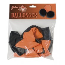 Ballonger Halloween 10-pack