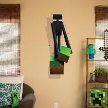 Minecraft Enderman Väggdekal