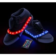 Light Kicks LED Skoljus System