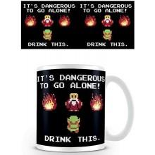 Zelda Mugg Drink This