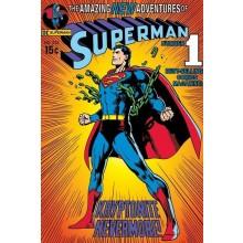 SUPERMAN - KRYPTONITE AFFISCH