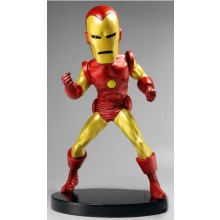 Marvel Classic Extreme Head Knocker Bobble-Head Iron Man