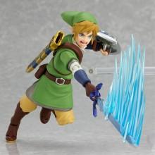 Zelda Link Figur - 15 cm
