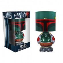 Star Wars Boba Fett Character Lampa