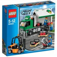 LEGO City Airport Lastbil 60020