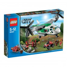 LEGO City Airport Tiltrotorflygplan 60021