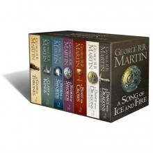 A Game of Thrones: The Story Continues. 7 Volumes Boxed Set