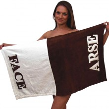 Arse Face Handduk