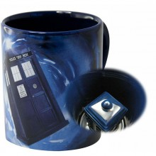 Doctor Who TARDIS Inside Mugg