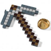 Minecraft Pickaxe Kapsylöppnare