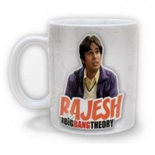Big Bang Theory Rajesh Mugg