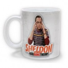Big Bang Theory Sheldon Mugg