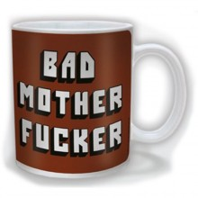 Bad Mother Fucker Mugg