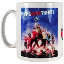 Big Bang Theory Laptop Mugg