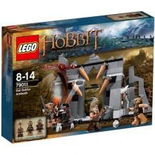 LEGO The Hobbit Bakhållet i Dol Guldur 79011