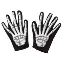 Skelett Handskar