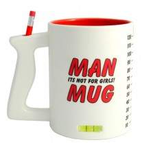 Man Mug - Pappa Muggen