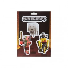 Minecraft Mobs Nether Sticker Pack