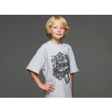Minecraft Squid Pro Quo Barn T-shirt