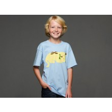 Minecraft Safe and Sound Barn T-shirt
