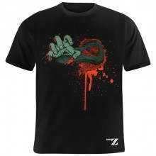 Zombie Outbreak T-Shirt Svart