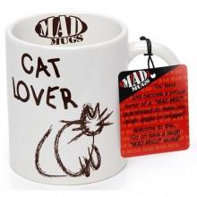 Cat Lover Mugg