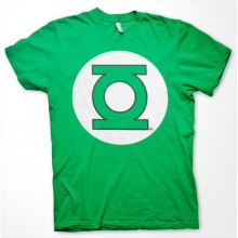 Green Lantern Logo T-Shirt Grön