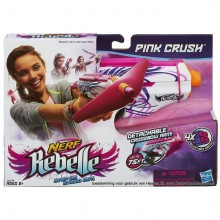 Nerf Rebelle Pink Crush Blaster
