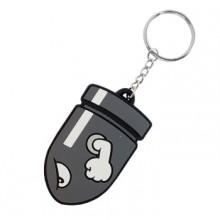 Nintendo Bullet Bill Nyckelring