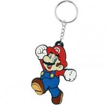 Nintendo Mario Nyckelring