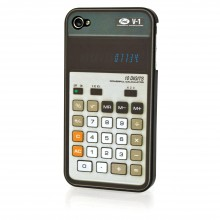 Retro iPhone4 Fodral Miniräknare