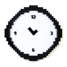 Pixel Time Klocka