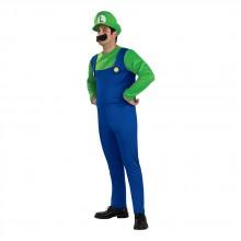 Luigi Maskeraddräkt