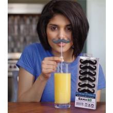 Stache Strawz  - Mustasch Sugrör