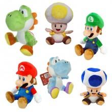 Små Super Mario Mjukisdjur